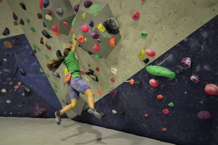 Winter Bouldering League – Round 1