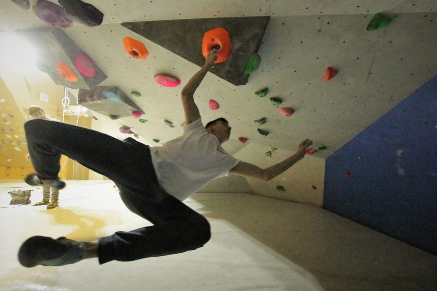 Winter Bouldering League – Round 3