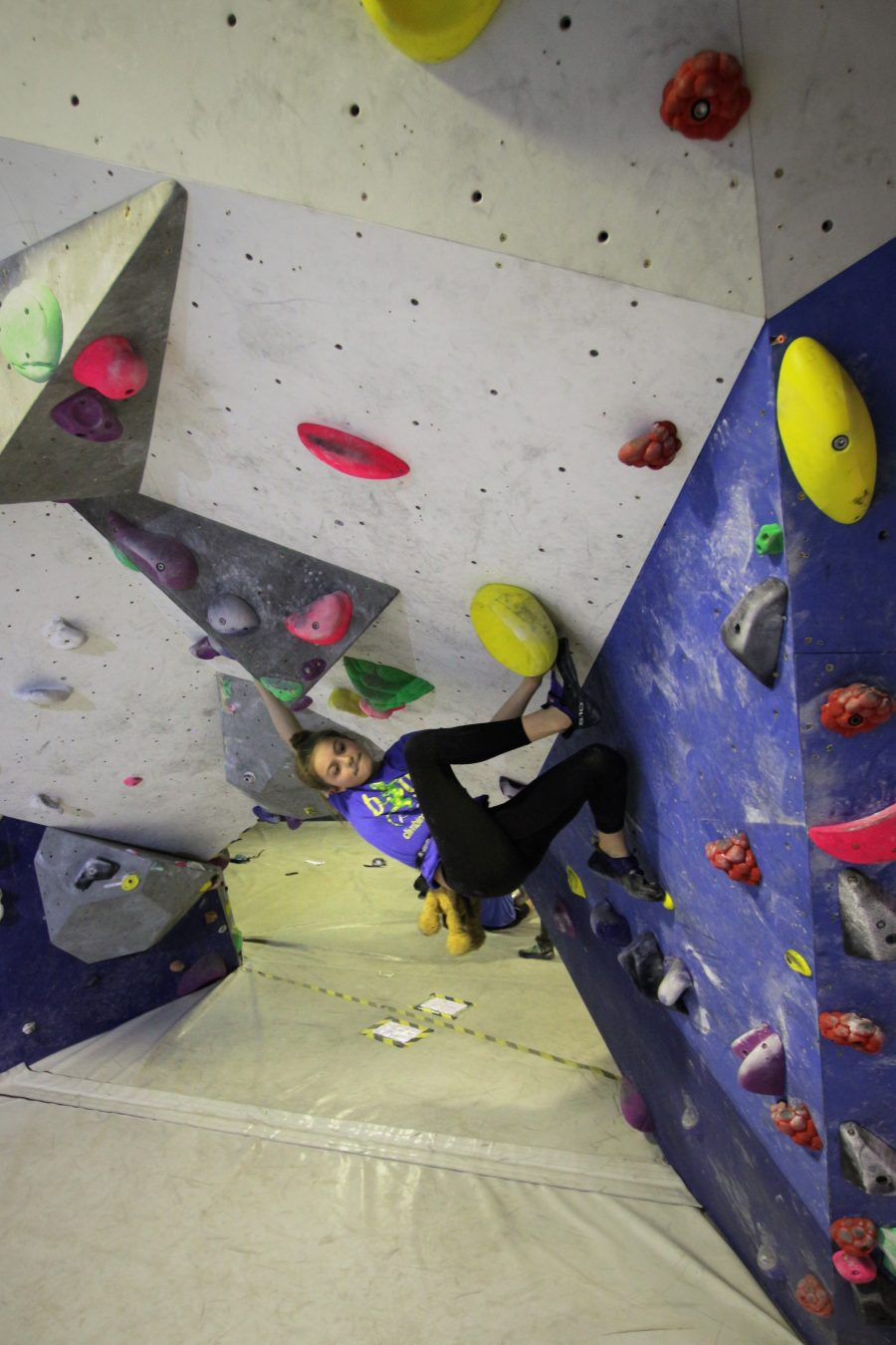 Winter Bouldering League Round 5